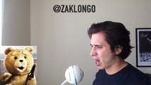 Family Guy, Adam Sandler, Seinfeld, Big Ang & 40 other Celebrity Impressions by Zak Longo
