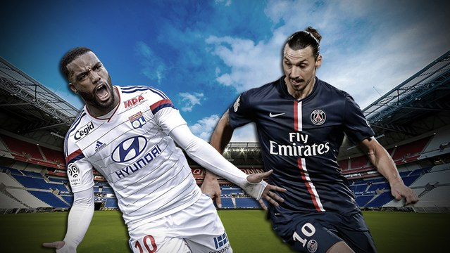 Les compositions probables de OL - PSG