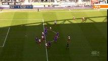 1-0 Sébastien Haller Goal Holland  Eredivisie - 28.02.2016, FC Utrecht 1-0 Feyenoord