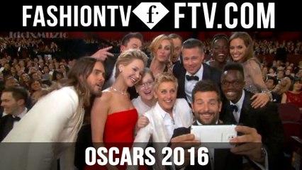 The 88th Annual Oscars Awards Ceremony on FashionTV