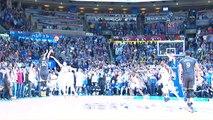 Steph Curry Drains the Game Winner vs Oklahoma City