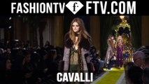 Cavalli Runway Show at Milan Fashion Week 16-17 | FTV.com