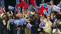 Primaires démocrates : Hillary Clinton remporte la Caroline du Sud