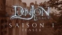DonJon Legacy - Teaser : Season 1 / Saison 1 (a comical Bad Fantasy webseries / Une websérie comique et fantastique)