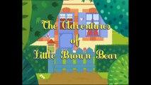 Apprends langlais avec Petit Ours Brun - Little Brown Bear does some painting