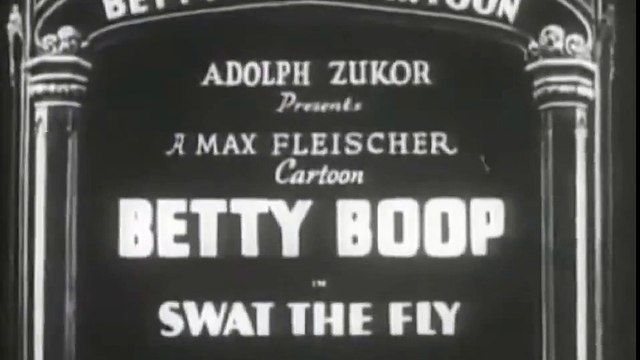 Betty Boop: Swat the Fly (1935) - Classic Cartoon