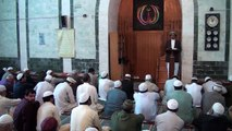 Surat Al-Baqarah (37-40) Khutba, by Dr. Habib-ur-Rahman Asim (Juma 26-02-16) HD