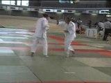 Championnat Judo France 2D -70kg Place 3 Blouet-Jacques