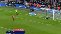 Liverpool vs Manchester City Full Penalties - penalty shootout CAPITAL ONE CUP FINAL 2016