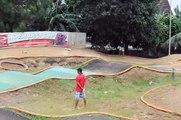 Werks b6pro driven by Nani Tagle @ Serpent cup 2011 (RC Freak Hobbies)
