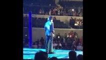 Pia Wurtzbach Kilig Moments with Sam Milby and Piolo Pascual in Araneta Coliseum