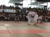 Championnat Judo France 2D  +78 Finale Lescoffit Quintin