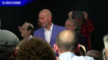 Zidanes First Press Conference As Real Madrid Coach |REAL MADRID NEWS