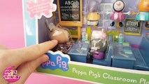 Peppa Pig en français - La classe décole de Peppa - Jouets pour enfants - Titounis