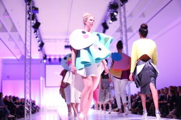 Fahmoda Hannover Fashion Finals 2016 Schnelldurchlauf