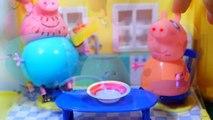 СВИНКА ПЕППА НА ДИЕТЕ Мультик для детей Игрушки для девочек на русском Peppa Pig