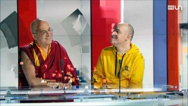 Matthieu Ricard et Alexandre Jollien pour des chemins de sagesse