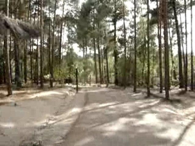 petit tour en vélo à center parcs