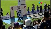Asi fue la presentacion del plantel 2016 de Boca Juniors con Tevez y Osvaldo