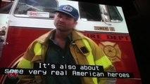 Backdraft! FIRE SHOW Movie Full POV at Universal Studios Hollywood
