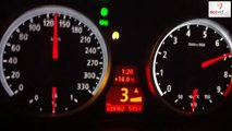 BMW M6 Gran Coupe Top Speed 330 kmh - BMW M6 Acceleration 0-330