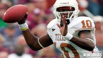 Vince Young, Former Texas Quarterback, Busted for DWI