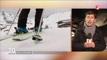 Avalanches : un risque très élevé dans les Alpes