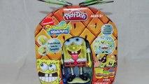DisneyCarToys Play-Doh SpongeBob SquarePants Toy Nickelodeon Play Doh Sponge Bob Square Pants