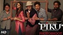 PIKU DVD Lunch _ Amitabh Bachchan _ Irrfan Khan _ Shoojit Sircar