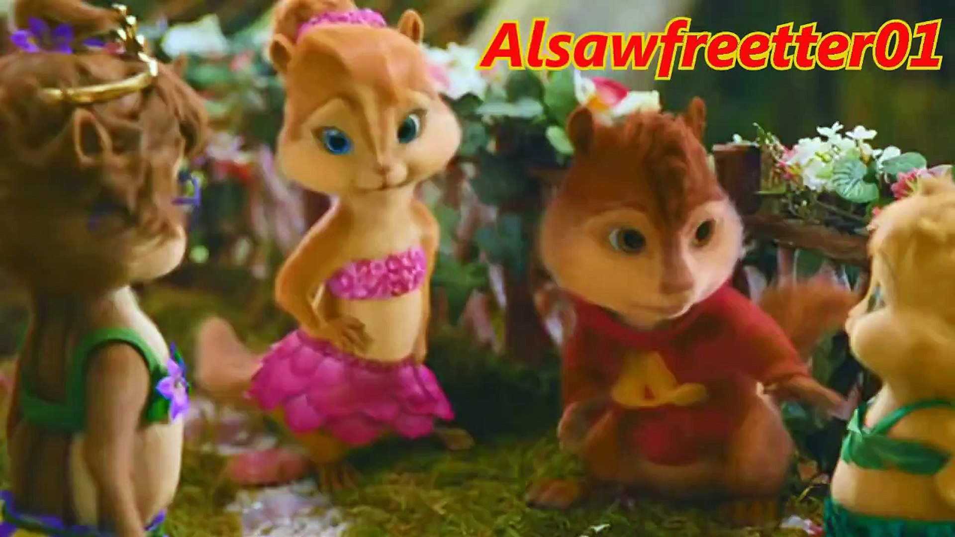 The Fox Alvin And The Chipmunks What Does The Fox Say Ylvis