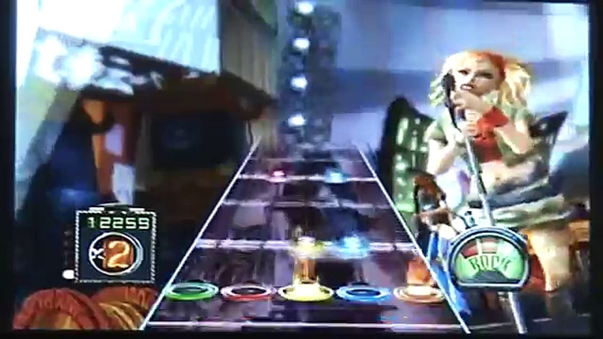 Guitar Hero İ Radio Song Expert 95%