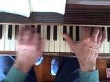 Blues Piano Lesson, Swing, C Minor, Cab Calloway