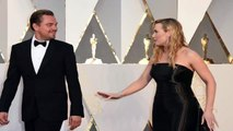 Leonardo DiCaprio and Kate Winslet Duo Back On The Red Carpet