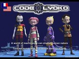 Code Lyoko English French Theme Mash-Up ::With Lyrics::