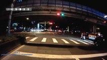 vraiment stupide pilote drôle accident de voiture à Taiwan - 2016