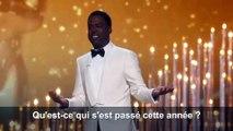 Aux Oscars, Chris Rock se moque de Jada Pinkett-Smith qui a appelé au boycott de la cérémonie