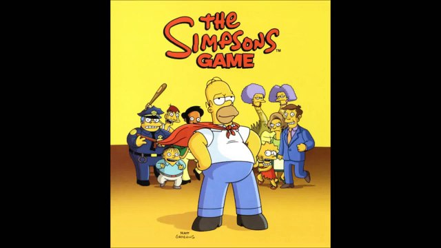 The Simpsons™ Game Music - Grand Theft Scratchy (Mono Hidden Track)
