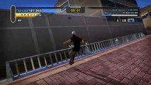 Super cool Tony Hawk's Pro Skater Advanced Gameplay