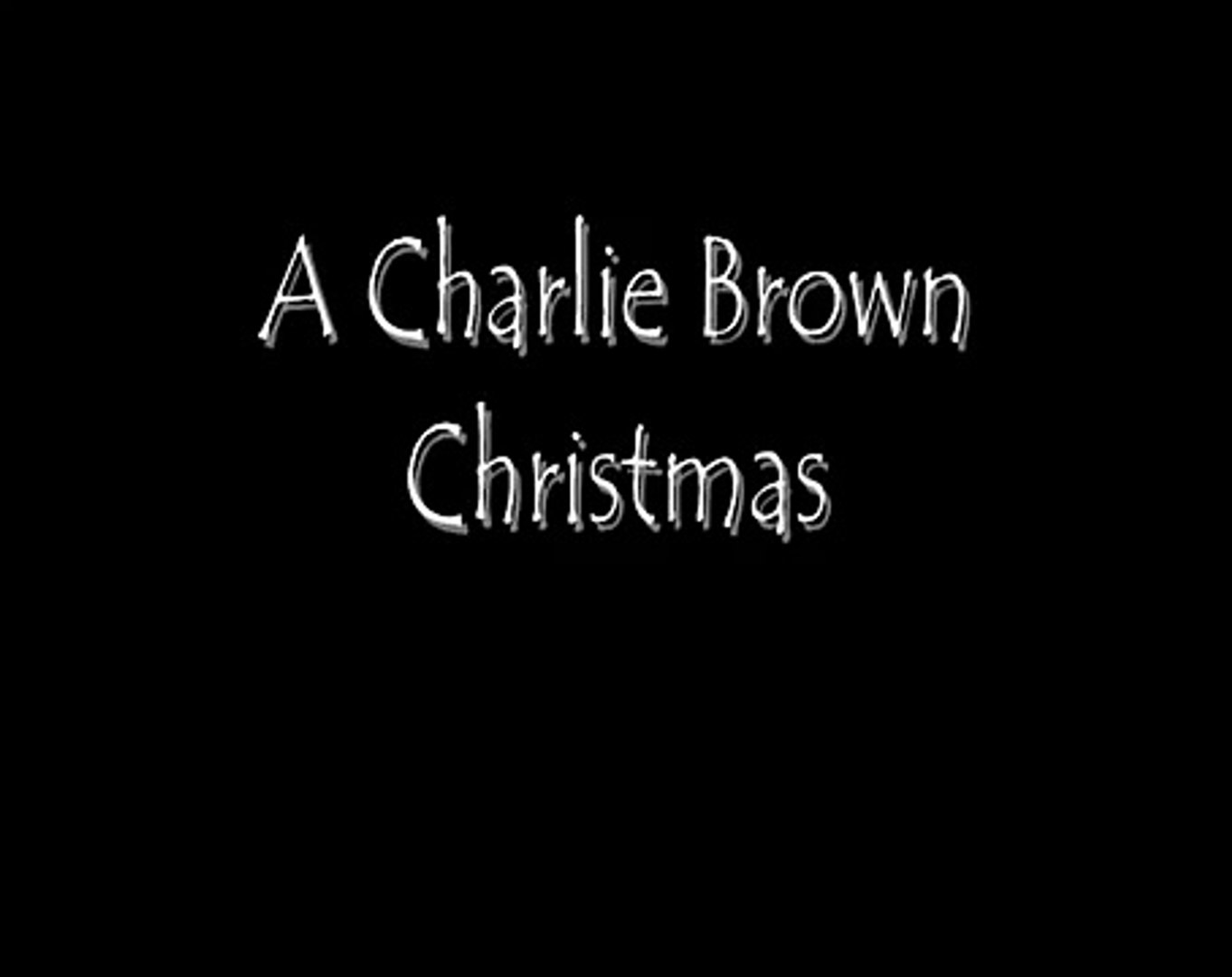 A Charlie Brown Christmas - Russellville High School Jazz Band