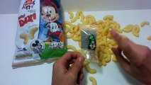 Mickey Mouse clubhouse Toys food For Kids Disney Pluto Toy unboxing