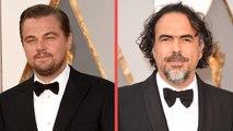 Leonardo DiCaprio and 'The Revenant' Director Alejandro Iñárritu Were Not Impressed at the Oscars