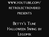 Legomix Music Clip No. 101: Bettys Tune - Boops Halloween Electro Swing Party @ 140 bpm