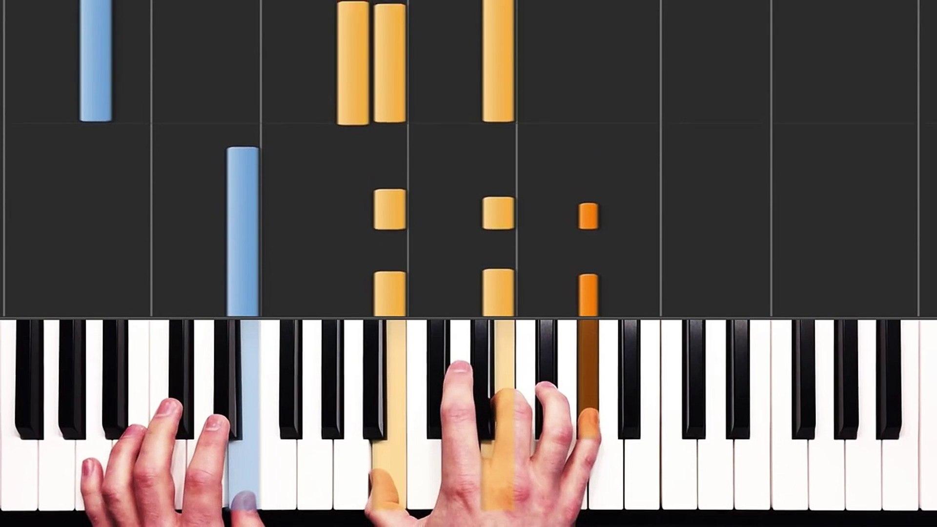 How To Play Grand Piano By Nicki Minaj Hdpiano Part 1 Piano Tutorial
