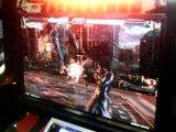 Tekken 7 mini tourney - Bryan vs Kazuya