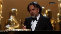 Oscars 2016 - Meilleur réalisateur : Alejandro Inarritu