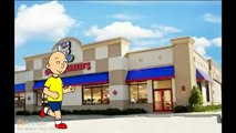 Caillou Gets Fat at Chuck E Cheeses and Gets Grounded.