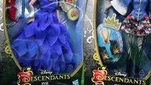 New Disney Descendants Evie Dolls Review. Evil Queens Daughter. DisneyToysFan.