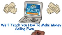 How To Make Money Online Buying & Selling Event Tickets