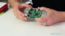 Unboxing Raspberry Pi 3 Model B