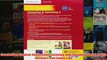 FREE DOWNLOAD Cambridge English Skills Real Listening and Speaking 3
